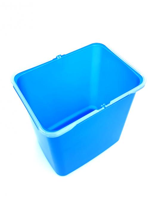 Galeata de schimb 16 l pentru cos de gunoi 1