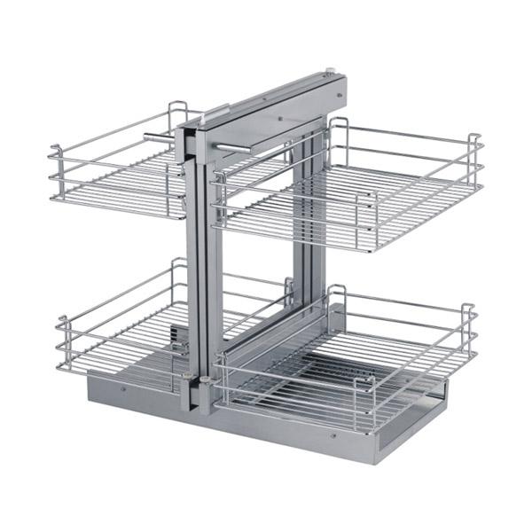 Magic corner reversibil, cu amortizor, pentru corp de 800 mm [1]
