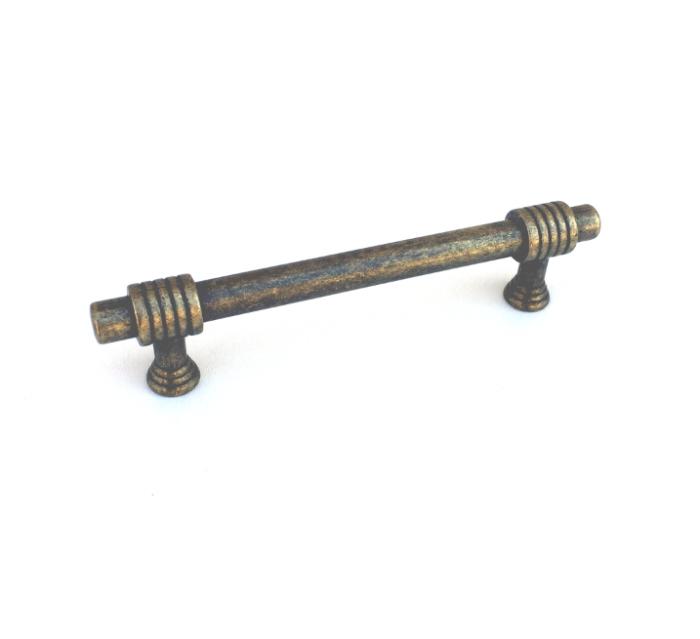 Maner bronz oxidat Cruz mic [0]