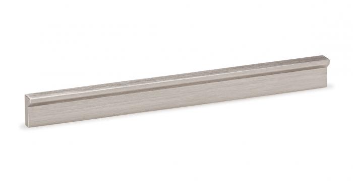 Maner pentru mobilier Angle, finisaj otel inoxidabil, L:400 mm 0