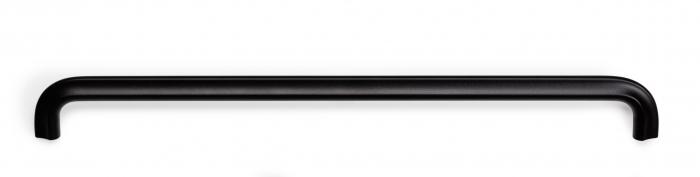 Maner pentru mobilier Asi, L:338 mm, negru mat 0