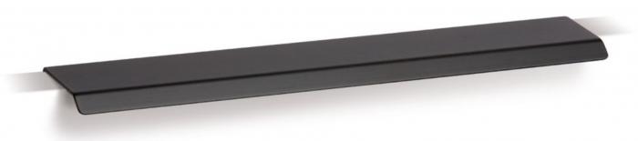 Maner pentru mobilier Cruve, negru mat, L: 200 mm 0