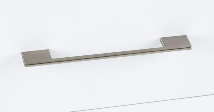 Maner pentru mobilier Dino, nichel periat, L:156 mm 1