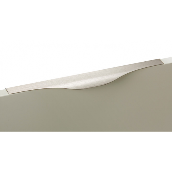 Maner pentru mobilier Noma, otel inoxidabil, L: 350 mm [0]