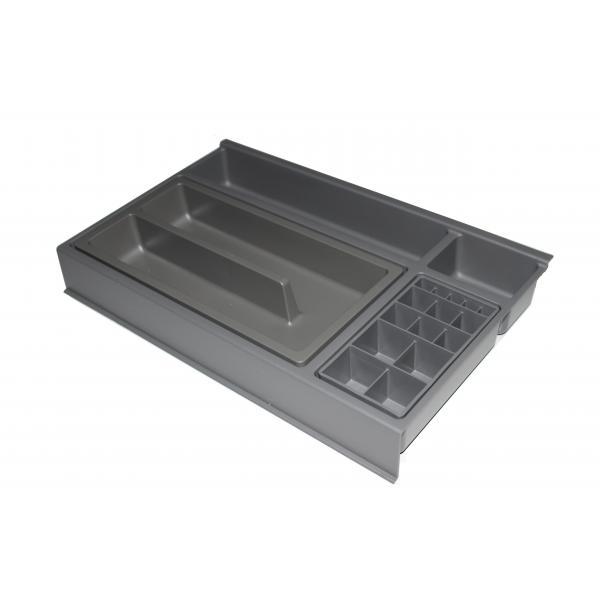 Organizator sertar pentru produse de machiaj ,tip VM , gri orion, 400 mm [1]
