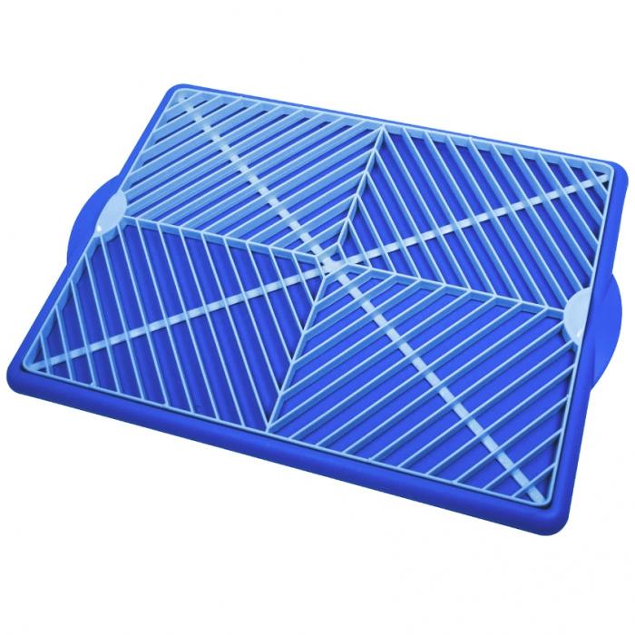 Scurgator universal pentru bucatarie albastru 0