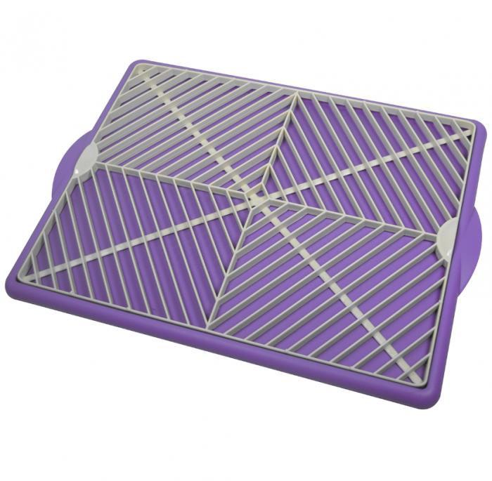 Scurgator universal pentru bucatarie violet [0]