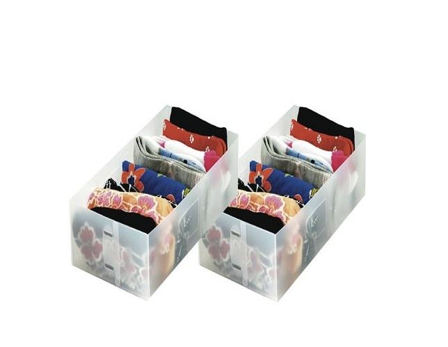 Set 2 organizatoare pentru sertar 0