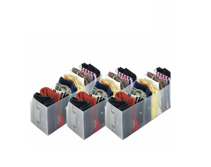 Set 3 organizatoare pentru sertar 0