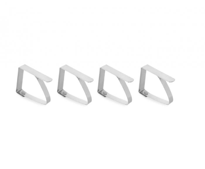 Set 4 cleme pentru fixare fata de masa [2]
