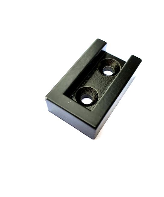 Suport lateral pentru bara umerase rectangulara, finisaj mat 0