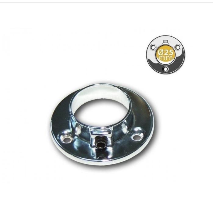 Suport pentru bara umerase rotunda D 25 mm 0