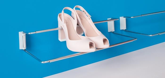 Suport pentru pantofi extensibil pe latime 2