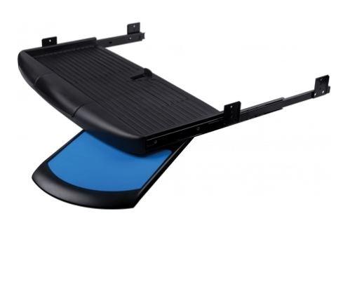 Suport pentru tastatura si mouse, negru 0