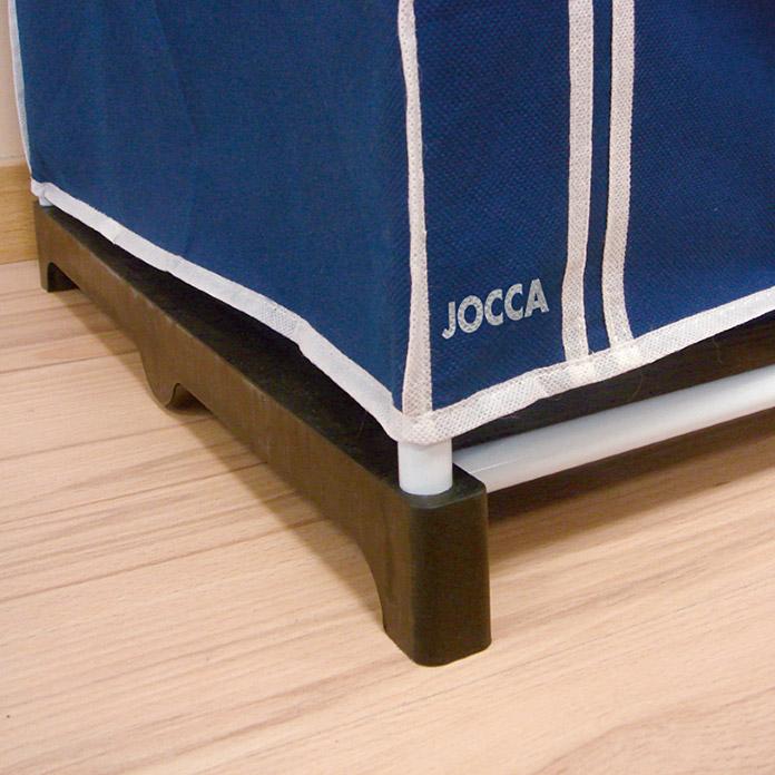 Suport pentru umerase cu husa de protectie din panza 150 x 60 x 46 cm 1