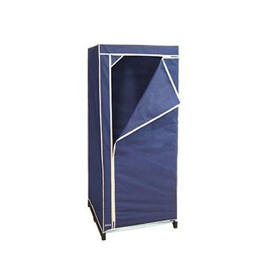 Suport pentru umerase cu husa de protectie din panza 150 x 60 x 46 cm 0