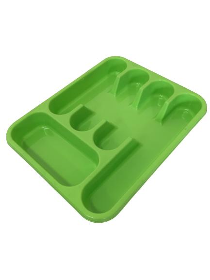 Suport tacamuri pentru sertar, verde 0