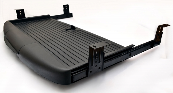Suport tastatura negru 0
