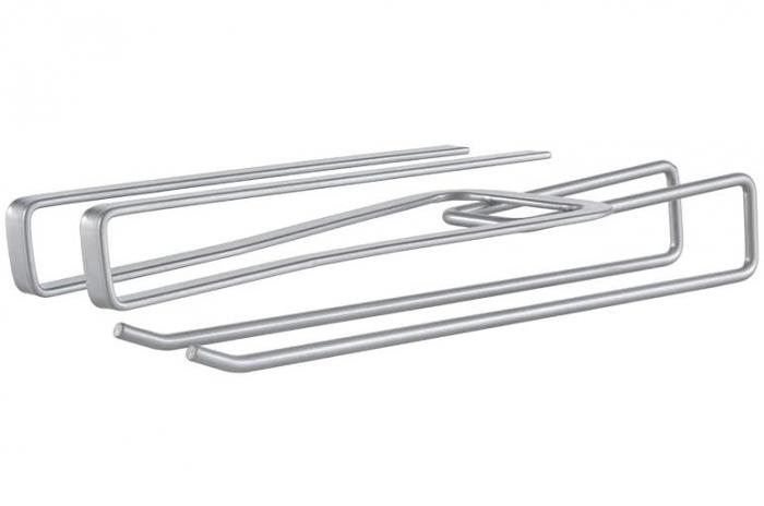 Suport universal pentru organizarea obiectelor de bucatarie, 8x25x3 cm 1