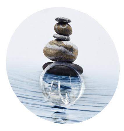 Agatatoare cuier autoadeziva meditation, Uno Hook3