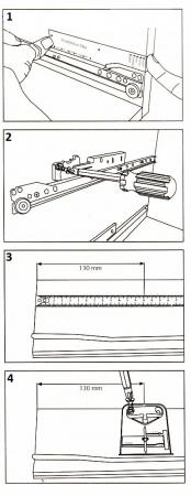 Amortizor Maxdeco pentru sertare [3]
