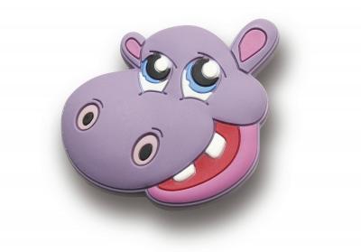 Buton copii hipopotam0