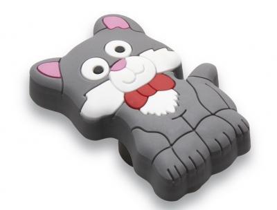 Buton copii pisica1