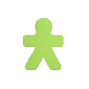 Buton pentru mobila Ninot, finisaj verde [0]