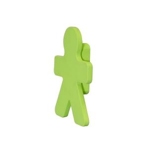 Buton pentru mobila Ninot, finisaj verde [1]