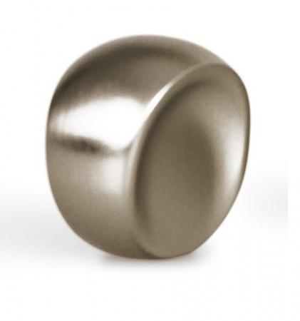 Buton pentru mobilier Ball nichel periat D:23.3 mm0