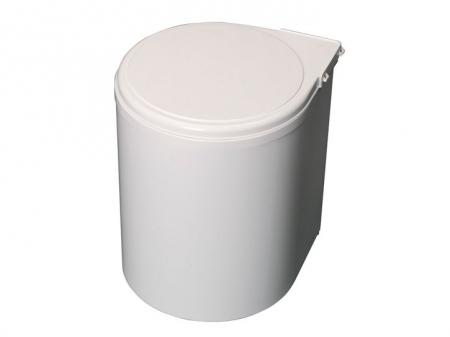 Cos de gunoi alb 13 l incorporabil in dulap de bucatarie [0]
