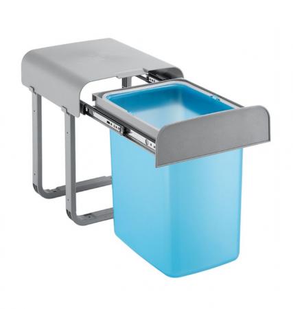 Cos de gunoi incorporabil Aladin cu un compartiment x 16 litri0