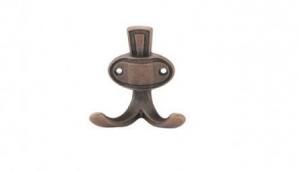 Agatatoare cuier bronz antic 2648 [0]
