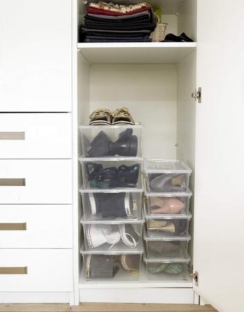 Cutie depozitare pantofi 390x258x133 [2]