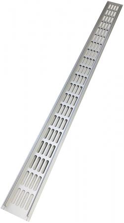 Gratar aerisire aluminiu 100x 1000 mm [1]