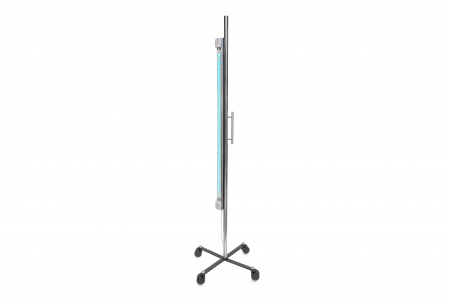 Lampa bactericida UV-C 1x36 watt si stativ mobil, pentru dezinfectie camere hotel si pensiuni1