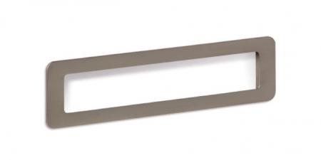 Maner pentru mobila Low, finisaj nichel periat, L:206 mm [0]