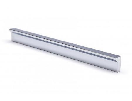 Maner pentru mobilier Angle, finisaj crom lucios, L 200 mm [2]