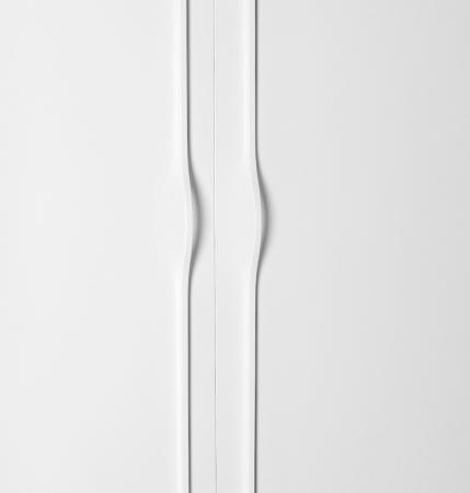 Maner pentru mobilier Brave, alb mat, L 1150 mm0