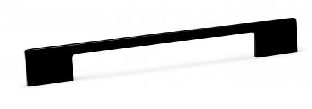 Maner pentru mobilier Dino negru mat L:156 mm0