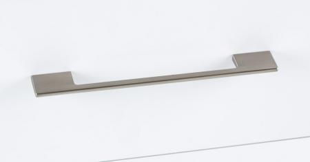 Maner pentru mobilier Dino, nichel periat, L:221 mm1