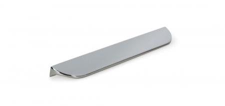 Maner pentru mobilier Nick, crom lucios, L: 178 mm [0]
