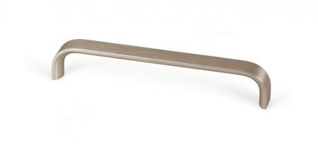 Maner pentru mobilier Sense Mini, otel inoxidabil, L: 103 mm0