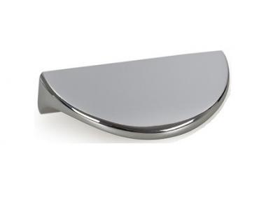 Maner pentru mobilier Nick, crom lucios, L: 50 mm [0]