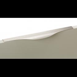 Maner pentru mobilier Noma, otel inoxidabil, L: 350 mm0