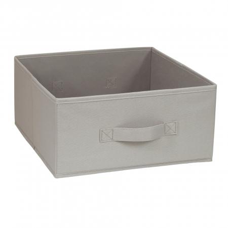 Organizator pentru dulap sau sertar 31x31x15 cm , bej0