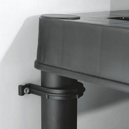 Raft cu 5 polite pentru organizare si depozitare, 90 x 40 x182 cm1