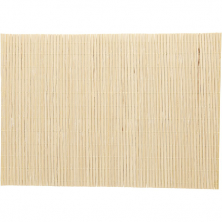 Servet de masa din bambus, set 6 bucati1