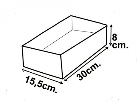 Set 2 organizatoare pentru sertar2