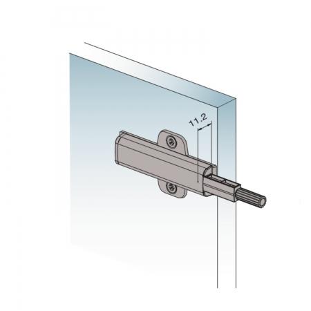 Sistem de deschidere pentru usi, push to open3